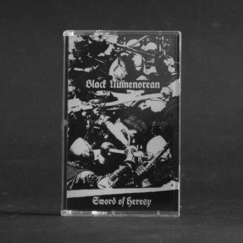 "BLACK NUMENOREAN ""Sword of Heresy"" MC"