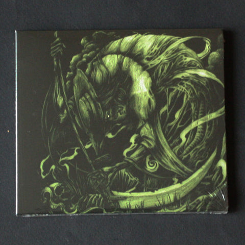"BLACK FUNERAL ""Ankou And The Death Fire"" Digipak CD"