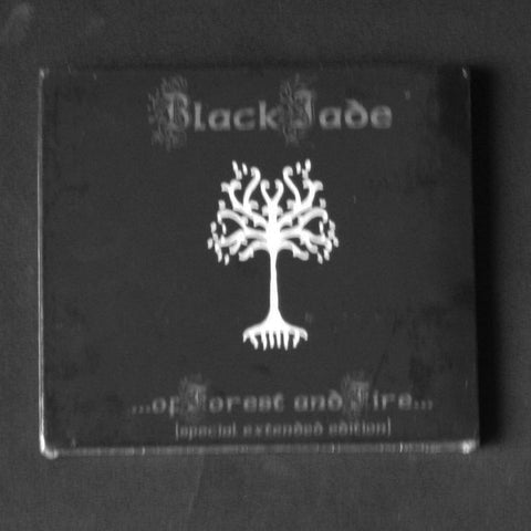 "BLACK JADE ""...Of Forest And Fire..."" Digipak CD"