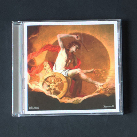 "Blóðtrú ""Sunwolf"" CD"