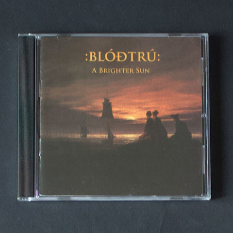 "Blóðtrú ‎""A Brighter Sun"" CD"