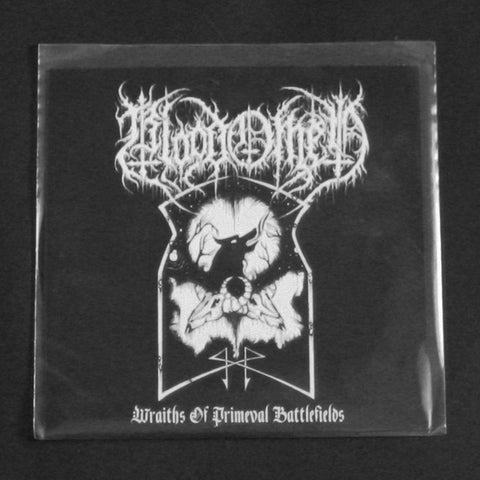 "BLOOD OMEN ""Wraiths Of Primeval Battlefields"" 7""EP"