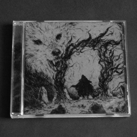 "BLOOD STRONGHOLD ""Spectres Of Bloodshed"" CD"