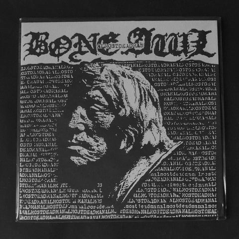 "BONE AWL ""Almost Dead Man"" 12""LP"