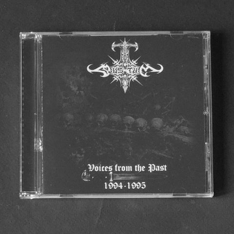 "BUSTUM ""Voices from the Past 1994-1995"" CD"