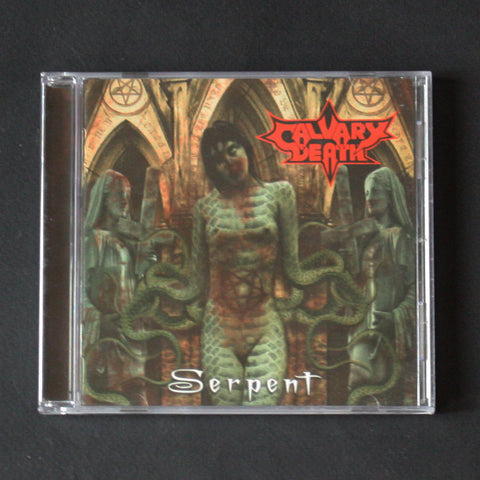 "CALVARY DEATH ""Serpent"" CD"