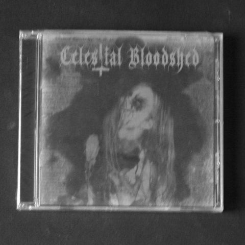 "CELESTIAL BLOODSHED ""Cursed, Scarred And Forever Possessed"" CD"