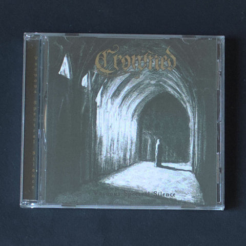 "CROWNED ""Vacuous Spectral Silence"" CD"