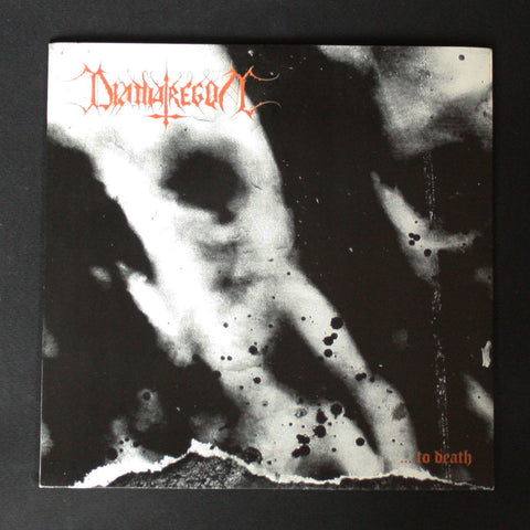 "DIAMATREGON ""...To Death"" 7""EP"