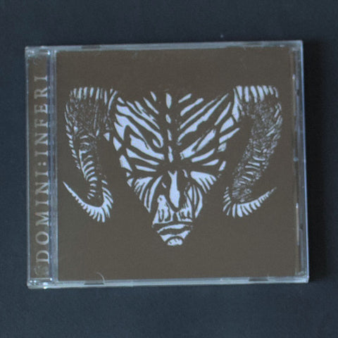 "DOMINI INFERI ""Devil Cult"" CD"