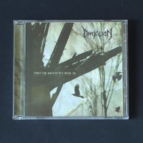 "DANTALION ""When The Ravens Fly Over Me"" CD"