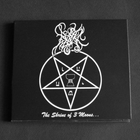 "DARK TRIUMPH ""The Shrines of 3 Moon..."" Digipak CD"