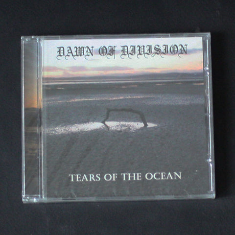 "DAWN OF DIVISION ""Tears Of The Ocean"" CD"