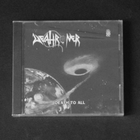 "Deathroner ‎""Death To All"" CD"
