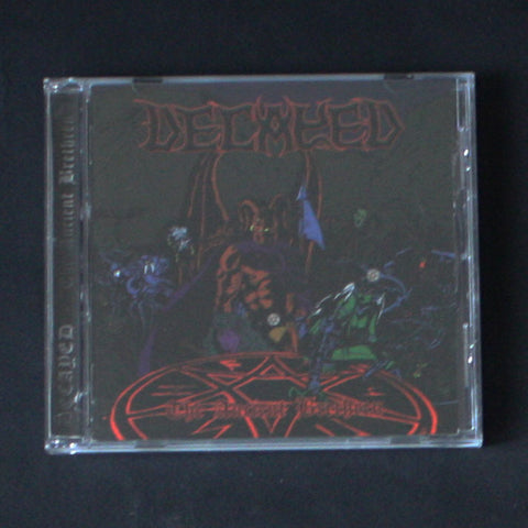 "DECAYED ""The Ancient Brethren"" CD"