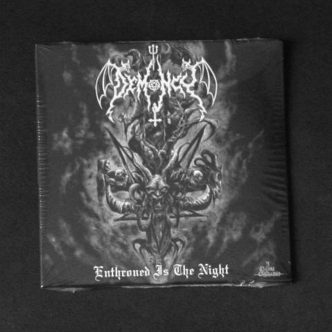 "DEMONCY ""Enthroned is the Night"" Digisleeve CD"