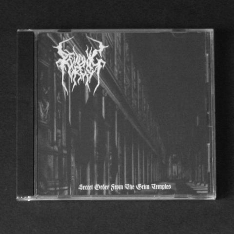 "DEMONIC FOREST ""Secret Order from the Grim Temples"" CD"