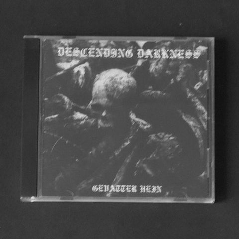"DESCENDING DARKNESS ""Gevatter Hein"" CD"