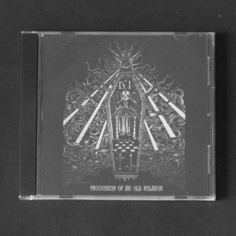 "DEUS IGNOTUS ""Procession of an Old Religion"" CD"