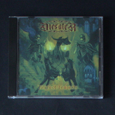 "DIES ATER ""Reign Of Tempests"" CD"