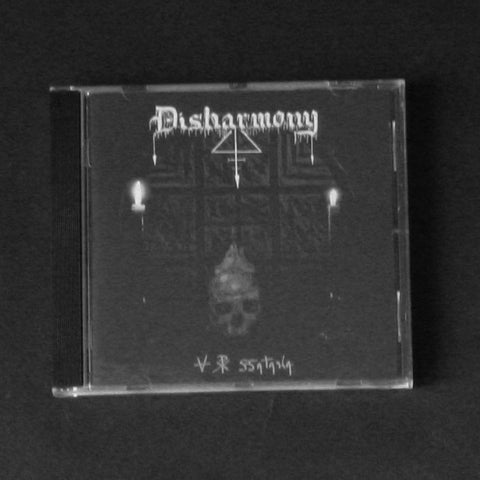 "DISHARMONY ""Vade Retro Satana"" CD"