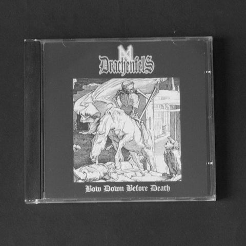 "DRACHENFELS ""Bow Down Before Death"" CD"