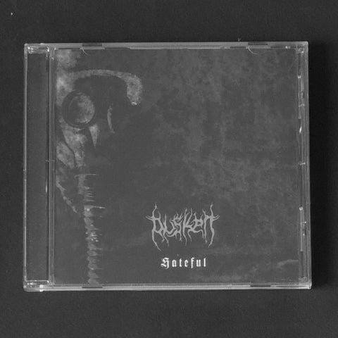 "DUSKEN ""Hateful"" CD"