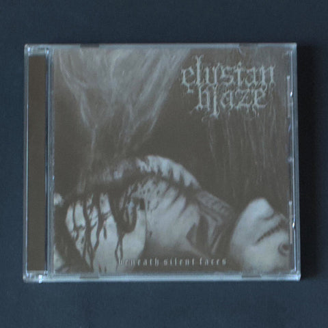 "ELYSIAN BLAZE ""Beneath Silent Faces"" CD"