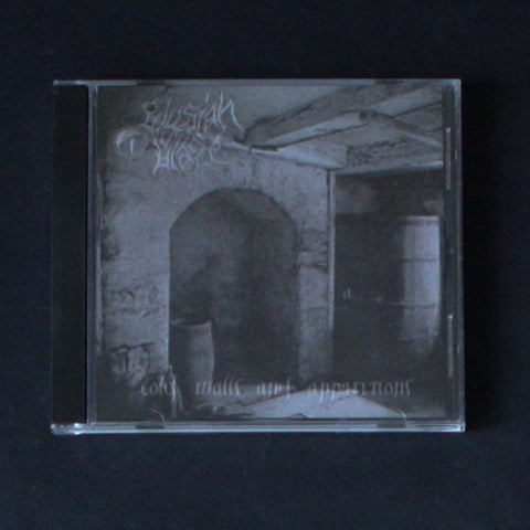"ELYSIAN BLAZE ""Cold Walls And Apparitions"" CD"
