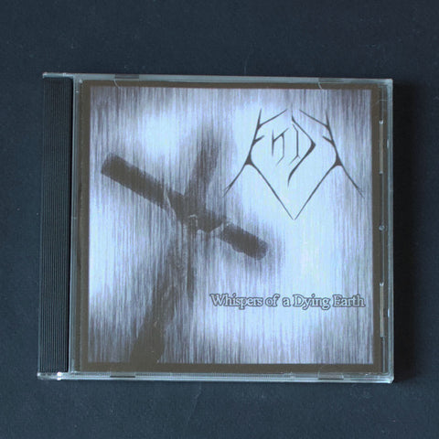 "ENDE ""Whispers Of A Dying Earth"" CD"