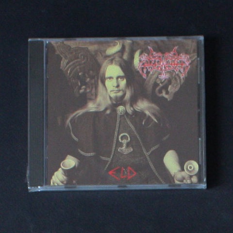 "ENSLAVED ""Eld"" CD"