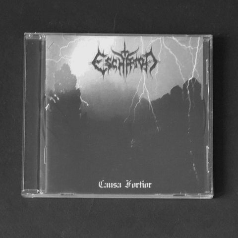 "ESCHATON ""Causa Fortior"" CD"