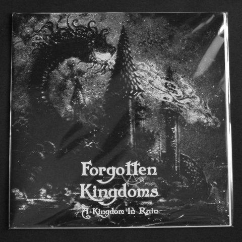 "FORGOTTEN KINGDOMS ""A Kingdom in Ruin"" Test Pressing 12""LP"