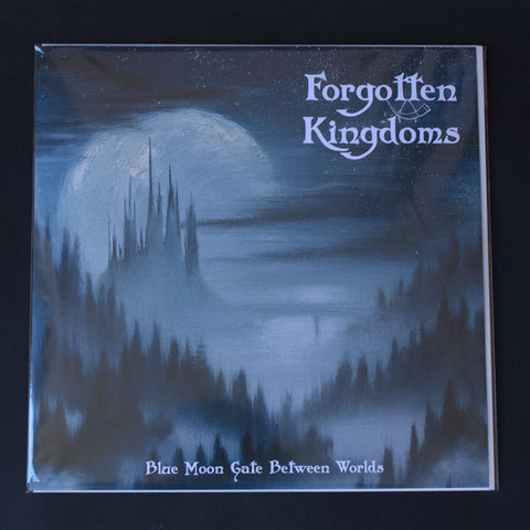 "FORGOTTEN KINGDOMS ""Blue Moon Gate Between Worlds"" Test Pressing 12""LP"