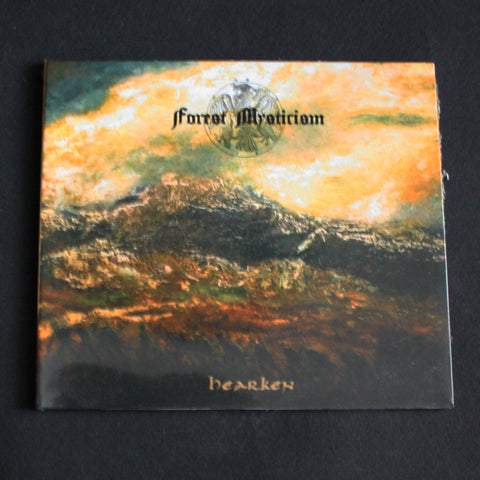 "FOREST MYSTICISM ""Hearken"" Digifile CD"