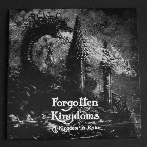 "FORGOTTEN KINGDOMS ""A Kingdom in Ruin"" 12""LP"