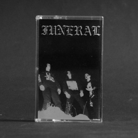 "FUNERAL ""Black Flame of Unholy Hate"" Pro-MC"