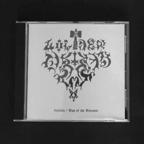 "GOLDEN DAWN ""Lullaby / Way of the Sorcerer"" CD"