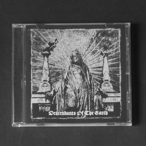 "HATEFUL ""Descendants of the Earth"" CD"