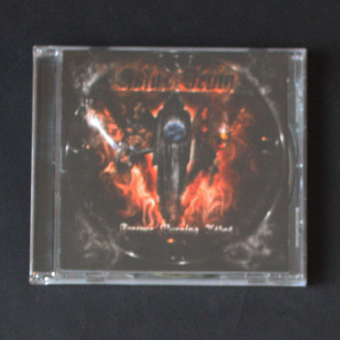 "HOLY DEATH ""Forever Burning Ashes"" CD"