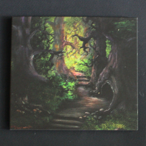 "IFERNACH ""The Green Enchanted Forest of the Druid Wizard"" Digipak CD"