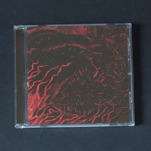 "ILL OMENED ""Conflagration Roaring Hell"" CD"