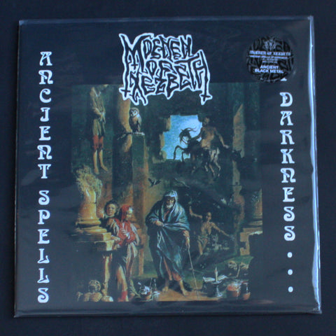 "MOENEN OF XEZBETH ""Ancient Spells of Darkness"" 12""LP"