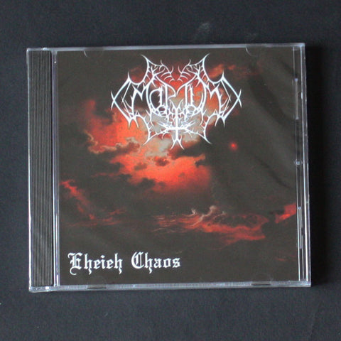 "MORTUM ""Eheieh Chaos"" PRO-CDR"