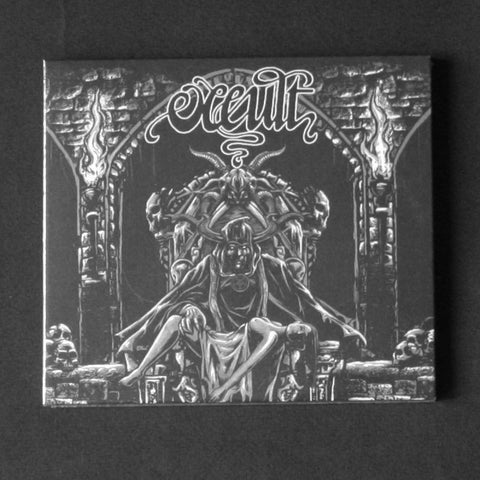 "OCCULT ""1992-1993"" Digipack CD"