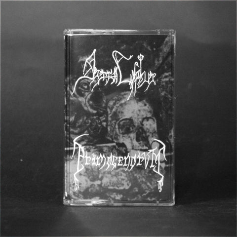 "OSSEA CYPHUS / PRIMOGENORUM ""Thy Grave Under the Throne of Satan"" Pro-MC"