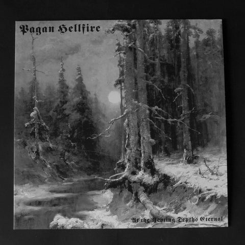 "PAGAN HELLFIRE ""At the Resting Depths Eternal"" 12""LP"