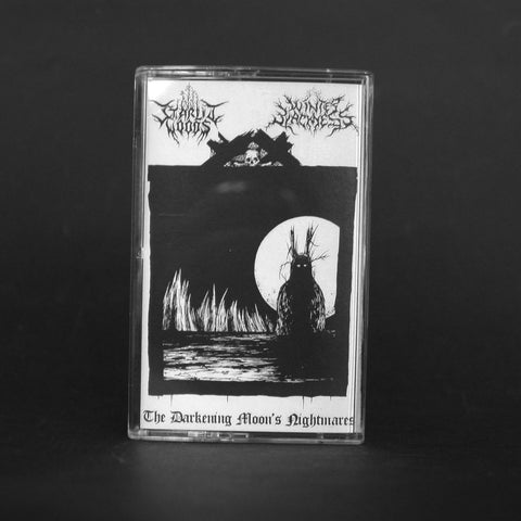 "STARLIT WOODS / WINTER BLACKNESS ""The Darkening Moon's Nightmares"" Pro-MC"