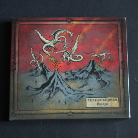 "THANGORODRIM ""Prologue"" Digipak Double CD"