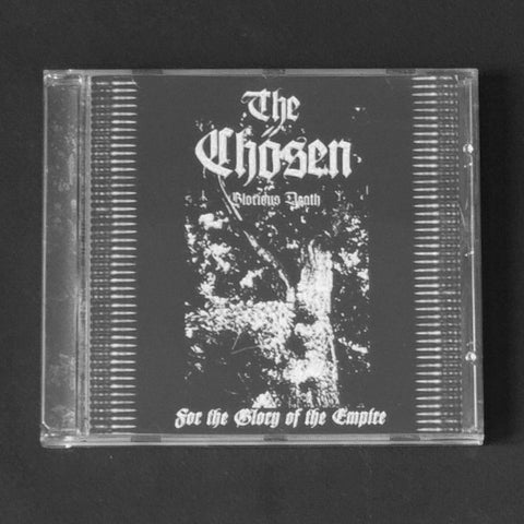 "THE CHÖSEN ""For the Glory of the Empire"" CD"